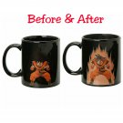Dragon Ball Z Saiyan 2015 Goku Heat Reactive Ceremic Mug Cup by Funimation