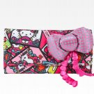 Retired 2012 Sanrio Hello Kitty Long Wallet: Nugeisha Collection (New without Tags)