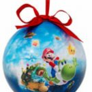 Limited Edition GameStop Exclusive Super Mario Light Up Ornament with LED by Sunrise Identity