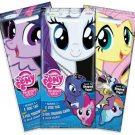 Enterplay MLP | My Little Pony Series 2 Dog Tag Trading Card Fun Pack - x12 Sealed