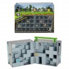 Mojang Minecraft Mini-Figure Collector Carry Case & 10 Figures by Mattel