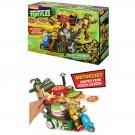 TMNT | Teenage Mutant Ninja Turtles Pizza Thrower Vehicle - Punishing Pizza Pummeler