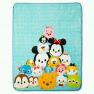 "Disney Tsum Tsum 50"" x 60"" Plush Throw Blanket - Multicolor"