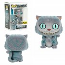 Funko Disney Alice in Wonderland POP! #178 Flocked Cheshire Cat Vinyl Figure Hot Topic Exclusive