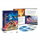 Disney's Aladdin Diamond Edition (Blu-ray/DVD/Digital) - Target Exclusive