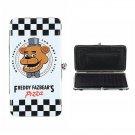 Five Nights At Freddy's Freddy Fazbear's Kisslock Hinge Wallet Hot Topic Exclusive