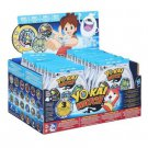 YoKai Yo-Kai Watch Season 1 Medal Mystery Blind Bag Case of ×24 Sealed Packs