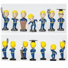 Bethesda Fallout 4: Vault Boy 111 Bobbleheads - Series 2 Two Complete Set of 7 by Gaming Heads
