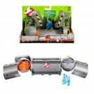 Ghostbusters Mini Figure Trap Playset with Exclusive GID Prison Ghost Figure by Mattel - #DRT92