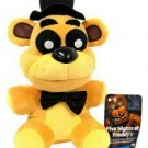 "Five Nights At Freddy's FNAF FUNKO Golden Freddy 6"" Collectible Plush Walmart Exclusive"