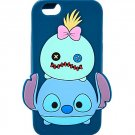 Loungefly Disney Tsum Tsum Lilo & Stitch Scrump & Stitch iPhone 6/6s Case