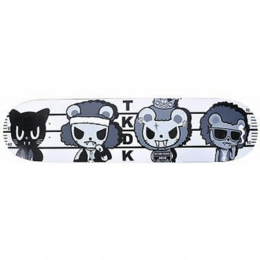 Limited Edition Retired Streetwear By tokidoki Royal Pride Lion Cat Line-Up Skateboard Skate Deck