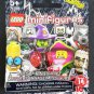 Lot of 10 - Retired Lego Minifigures Mystery Blind Bag Series 14 Monsters #71010  Sealed Packs