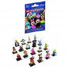 Lego Minifigures The Disney Series Mystery Blind Bag Building Toy ×10 Sealed Packs #71012