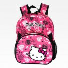 Retired Sanrio Hello Kitty Mini Backpack: Squiggle Collection