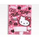 Sanrio Hello Kitty Spiral Notebook: Squiggle Collection