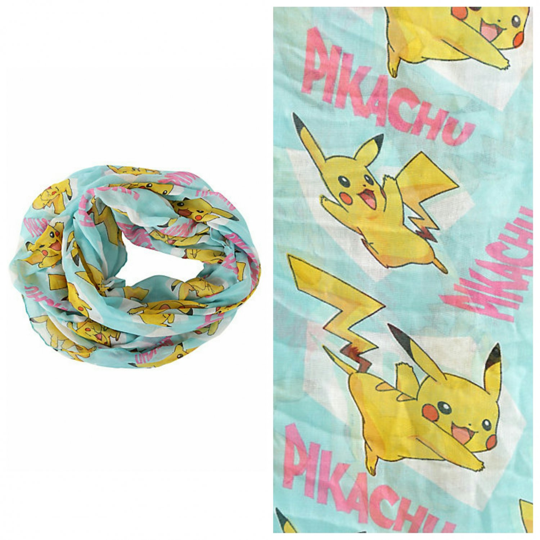Pokemon Pikachu 90's Pastel Infinity Scarf