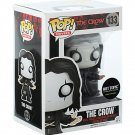 Retired FUNKO POP! Movies The Crow Glow-in-the-Dark #133 Figure Hot Topic Exclusive