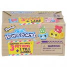 Shopkins Happy Places Surprise Delivery Pack Home Collection ×10 Sealed