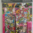 Neon Star by tokidoki 11 Piece Value Pack Stationary Set / School Supplies by FAB Starpoint