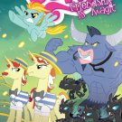 My Little Pony: Friendship Is Magic #34 Comic - Hot Topic Exclusive Variant Cover