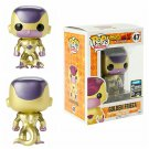 FUNKO Dragon Ball Z POP! Animation Golden Frieza Vinyl Figure 2015 SDCC Summer Convention Exclusive
