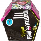 Monster High Minis Season 1 Surprise Figure Mystery Blind Pack Case of ×20 Sealed Cofins