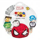 Marvel Disney Tsum Tsum Series 1 Mystery Stack Pack Blind Bag Full Case of ×24 Sealed Packs