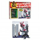 Five Nights At Freddy's McFarlane Closet with Nightmare Mangle Buildable Construction Set #12037