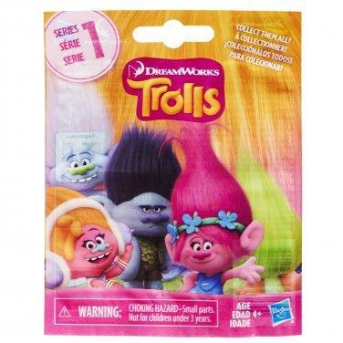 DreamWorks Trolls Movie Surprise Mini Figure Series 1 Mystery Blind Bag �12 Packs by Hasbro