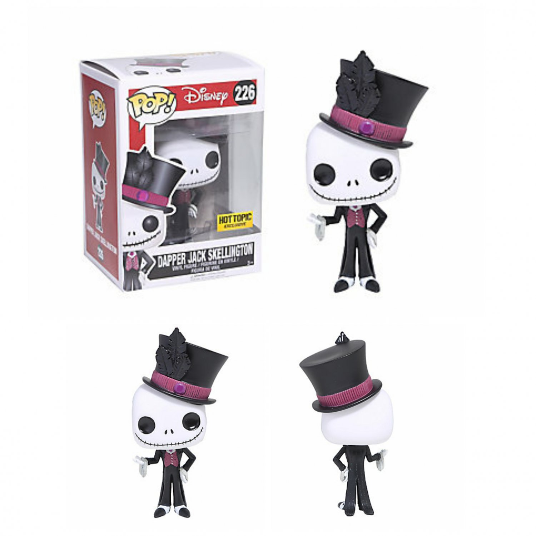 Funko POP! Disney Nightmare Before Christmas Dapper Jack ...