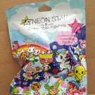 Neon Star by Tokidoki Collectible Figurine Mystery Blind Bag ×1 Sealed Pack Claire's Exclusive