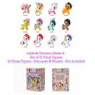 tokidoki Unicorno Series 5 Blind Box Figures Set of 10 (Not Included - Diamante & Wasabi)