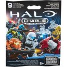 Mega Bloks Halo Charlie Series Buildable Micro Action Figures Blind Bag Packs x9 Sealed