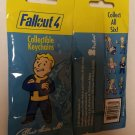 Fallout 4 Collectible Keychains Mystery Blind Bag ×10 Sealed Packs