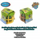 Just Play Jungle in my Pocket Series 1 Mystery Blind Jungle Pet Carrier Case of ×8 Sealed Packs