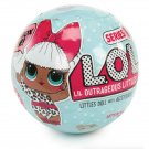 L.O.L. LOL Surprise! Doll Little Outrageous Littles Series 1 Mystery Blind Ball ×4 Sealed Packs