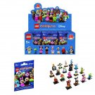 Lego Minifigures The Disney Series Mystery Blind Bag Building Toy Case of ×60 Sealed Packs #71012