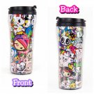 tokidoki All Stars 750ml Tumbler Designed by Simone Legno - #OT-TK20121