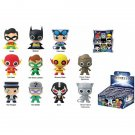 DC Comics Series 2 3D Figural Keyring Keychain Mystery Blind Bag Case of ×24 Sealed Packs - #45320
