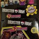 Monster High Series 1 Fashems Mashems Blind Pack Capsules ×25 Sealed + Retail Display Box