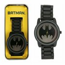 DC Comics Batman Large Face Metal Analog Wrist Watch