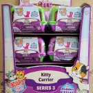 Kitty in my Pocket Mystery Blind Kitty Carrier Series 3 Full Case of ×18 Sealed Packs by Just Play