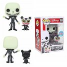FUNKO Nightmare Before Christmas POP! Jack & Vampire Teddy Figure NYCC Exclusive Limited Edition