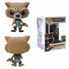 FUNKO Marvel Guardians of the Galaxy POP! Rocket & Potted Groot Bobble-head Figure SDCC Exclusive
