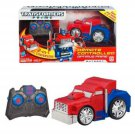 Transformers Prime Remote-Controlled Optimus Prime Autobot 2-in-1 R/C Conversion by Hasbro #38741