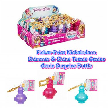 Fisher-Price Shimmer & Shine Teenie Genies Genie Surprise Bottle Case of �24 Sealed Packs