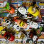 tokidoki Sushi Cars Blind Box Figures Set of 9 by Simone Legno (Does not include Chase Figure)