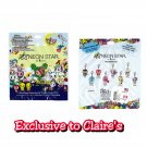 Neon Star by tokidoki Blind Bag Detachable Charm Collection ×15 Sealed Packs Claire's Exclusive