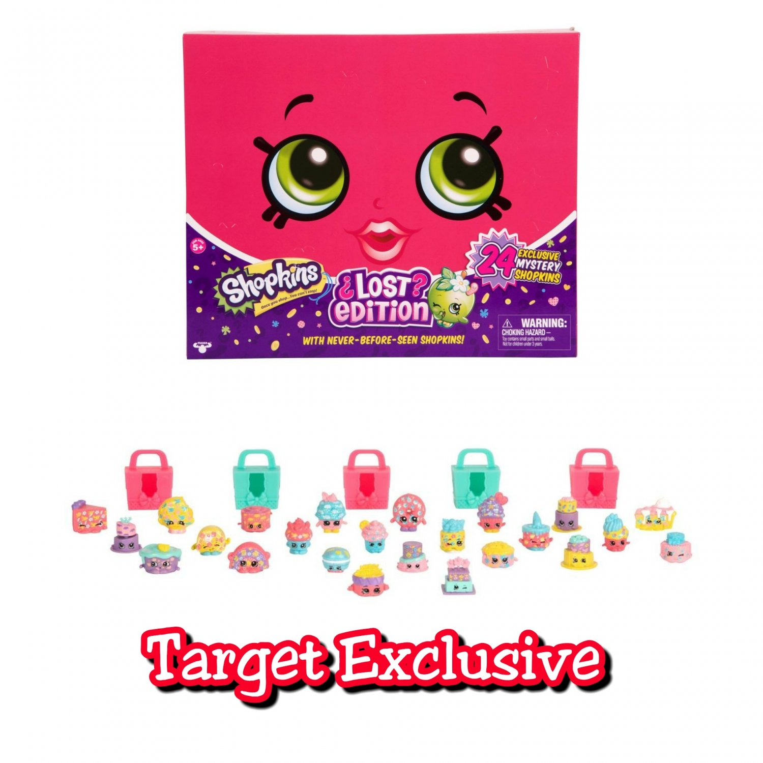Shopkins Lost Edition by Moose Toys - Target Exclusive - #56551